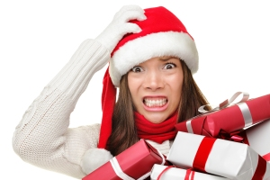 Holiday Stress - Photo by Shutterstock